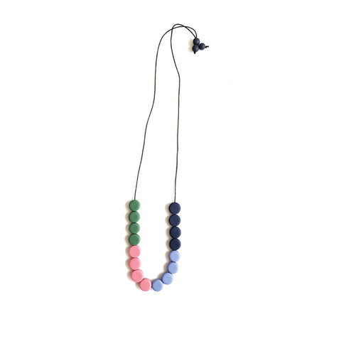 Po Spring Necklace