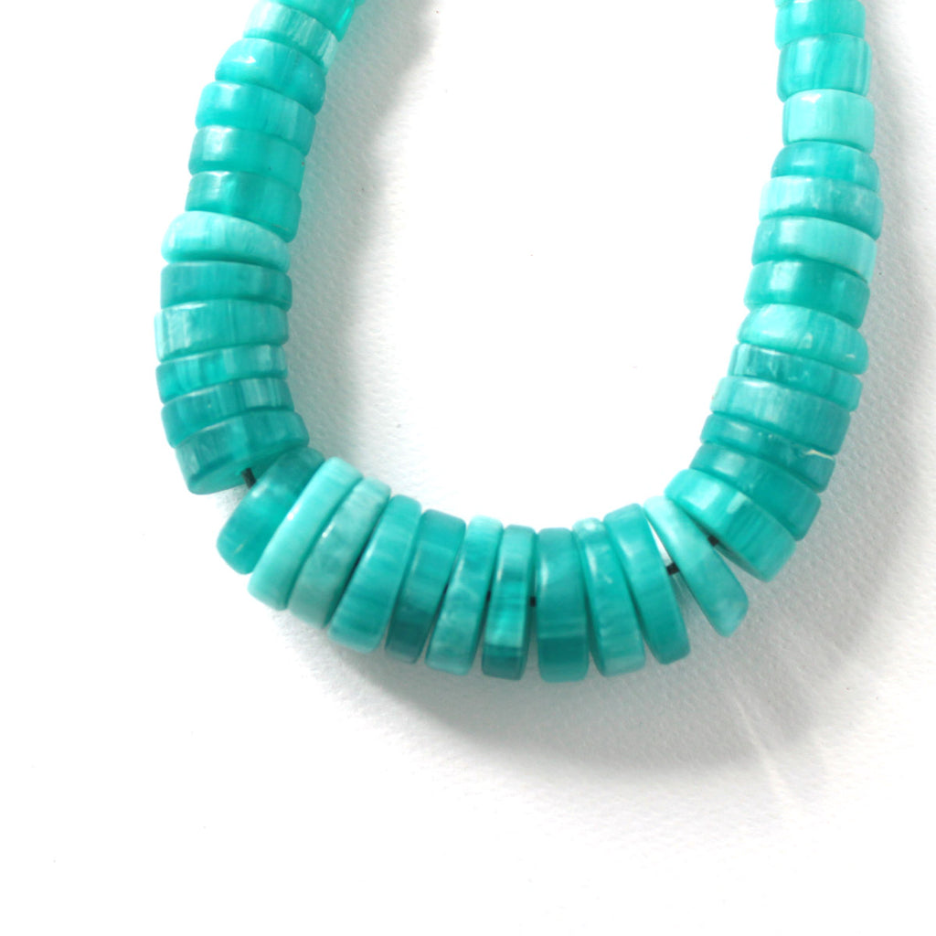 Rika Aqua Blue Necklace