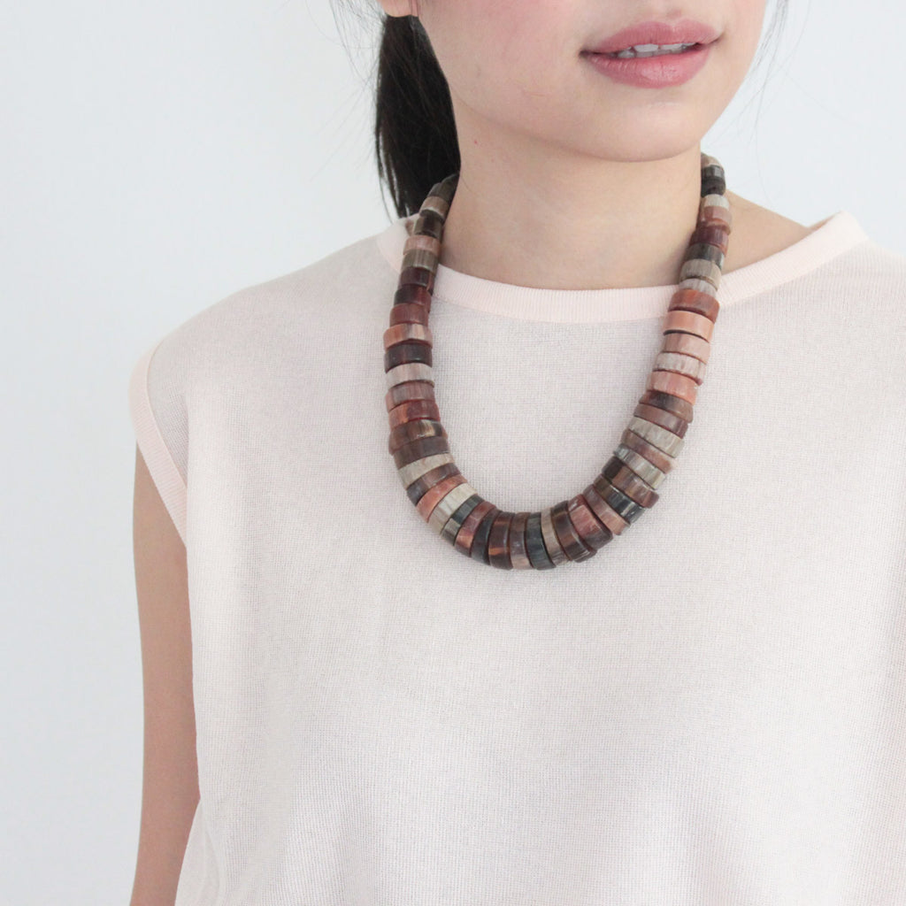 Rika Brown Necklace