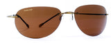 VedaloHD™Argento2 Pilot Sunglasses - High Performance Aviation, LLC - 2