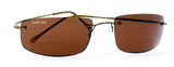 VedaloHD™ Rosso2 Pilot Sunglasses - High Performance Aviation, LLC - 1