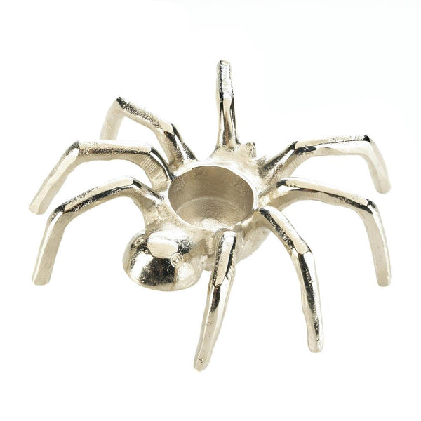 Halloween Spider Candle Holder