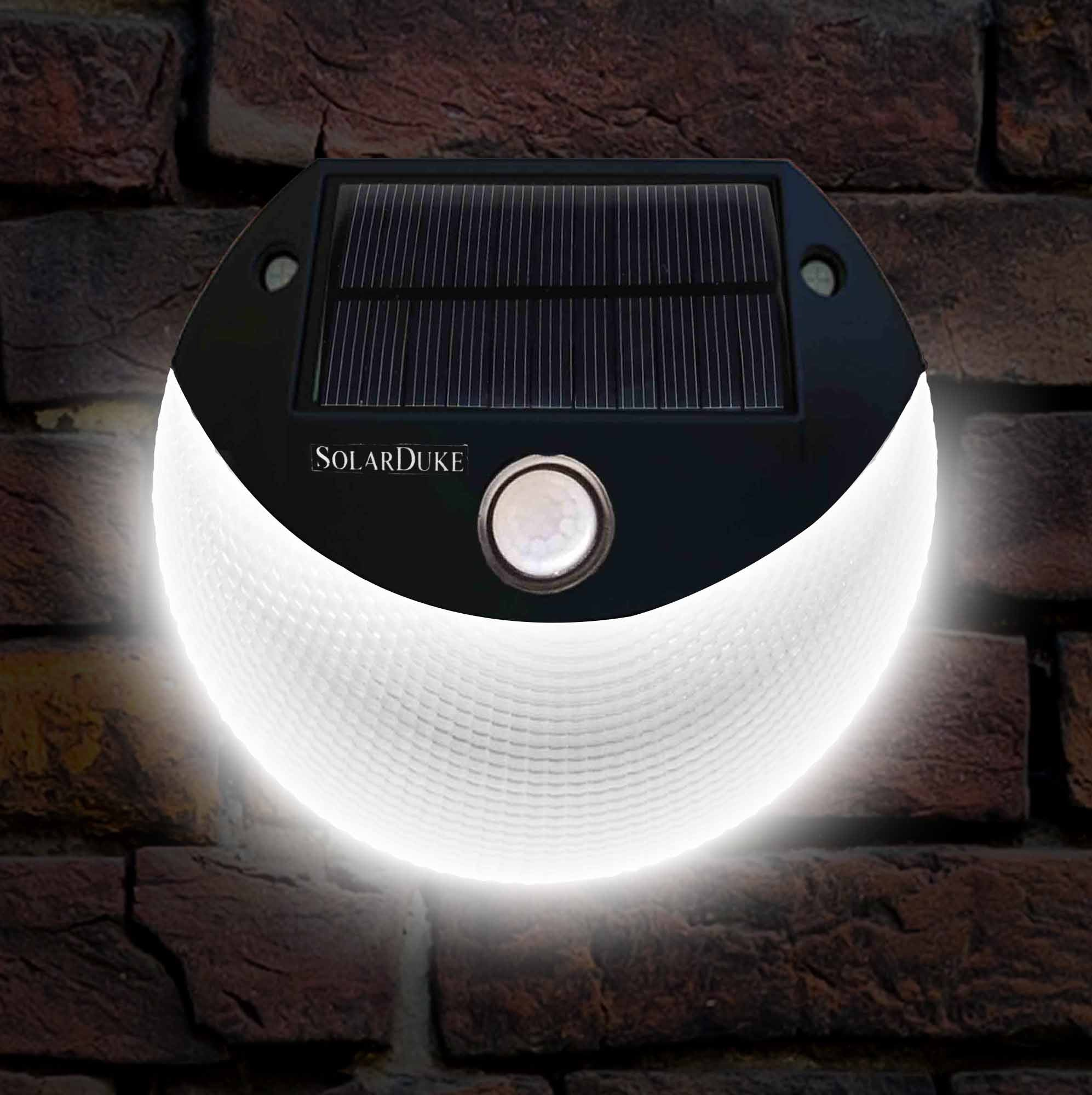 Wireless Outdoor Motion Lights: Solar Motion Light Outdoor Wireless Security Wall Light,Lighting