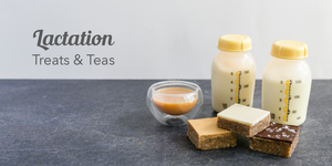 Lactation Treats & Teas - Modern Lactation Support from Ancient wisdom
