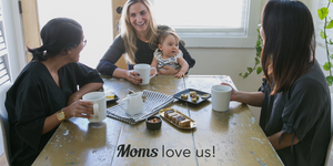 Moms love us! Real testimonials from real moms.
