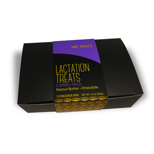 Lactation Treats - Combo Pack (Chocolate & PB)