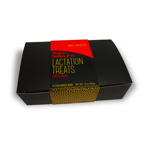 Lactation Treats - Gluten-Free & Vegan Original