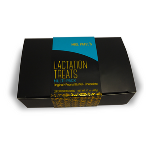 Lactation Treats - Multi-Pack (Original, Chocolate, PB)