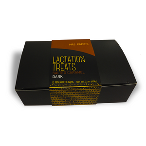 Lactation Treats - Salted Caramel Dark