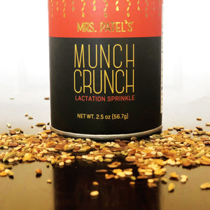 Lactation Sprinkle - Munch Crunch