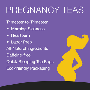 2nd Trimester Tea - Peppermint Popping