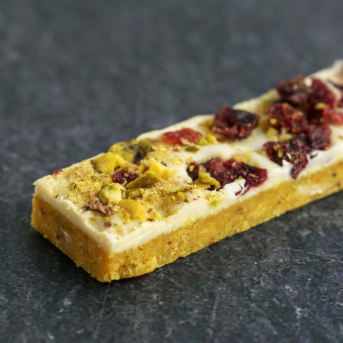Superbars - White Chocolate & Cranberries