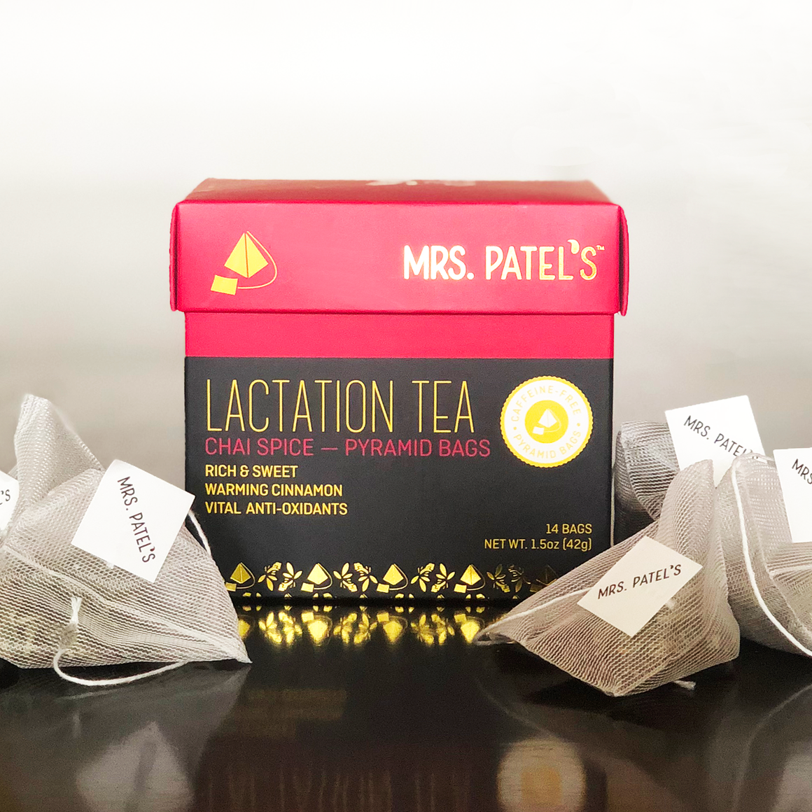 Lactation Tea - Chai Spice