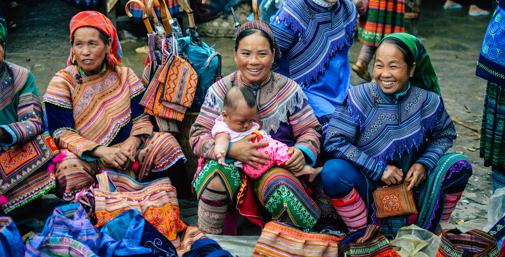 Hmong tribes in Vietnam