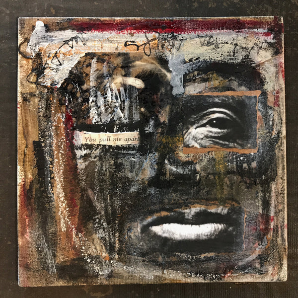 15 New Mixed Media Canvases
