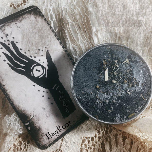 Third Eye Anointing Balm for Journeying, Meditation and Clairvoyance