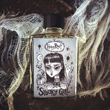 SPOOKY GIRL -Limited Edition Perfume Oil with Artwork by Olivia Faust