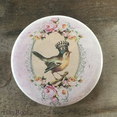 "Bird Queen - 2.25"" Magnet"