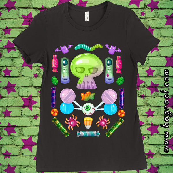 CREEPY CANDY - Women's T-Shirt