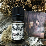 NAIAD-(Enchanted River Water, Vanilla, Amber, Musk, Sandalwood, Heliotrope)-Perfume, Cologne, Anointing, Ritual Oil