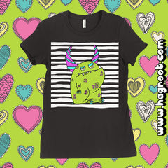 CUTE MONSTER - Women's T-Shirt