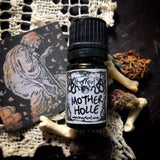 MOTHER HOLLE-(Blackberry, Raspberry, Spruce, Fir, Amber, Vetiver)-Perfume, Cologne, Anointing, Ritual Oil