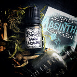 DARK ABSINTHE-(Star Anise, Sugar Cubes, Dark Patchouli, Fennel, Lemon Balm)-FALL 2020 EDITION-Perfume, Cologne, Anointing, Ritual Oil