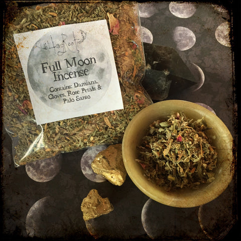 Full Moon Herbal Incense