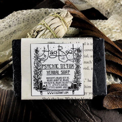 Psychic Detox - Herbal Ritual Soap