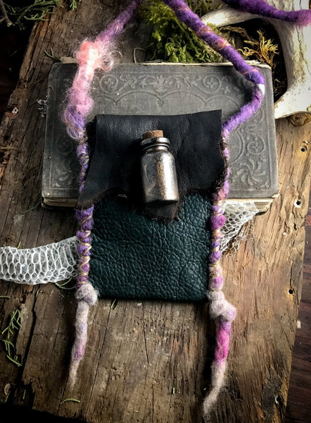 Medicine Bag for Unconditional Love and Creativity