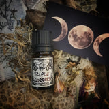 TRIPLE GODDESS-(Amber, Sandalwood, Mandarin Orange, Oak, Jasmine, Clove, Pine)-Perfume, Cologne, Anointing, Ritual Oil