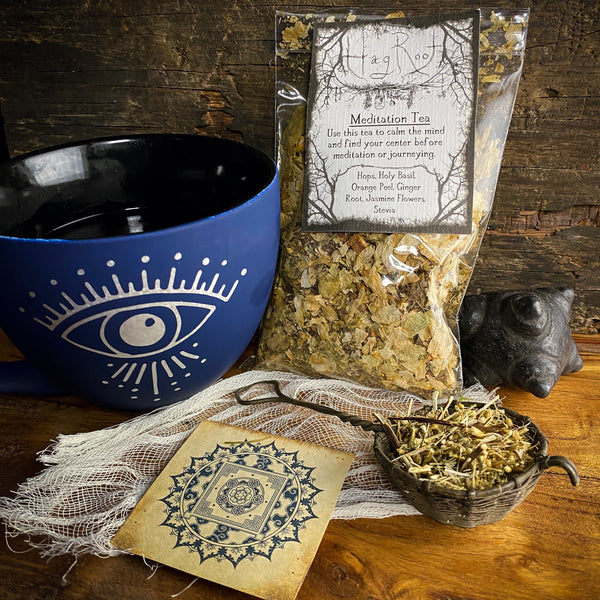 Meditation Tea - Loose Leaf Herbal Tea