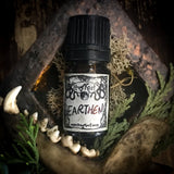 EARTHEN-(Birch, Cypress, Patchouli, Fresh Dirt)-Perfume, Cologne, Anointing, Ritual Oil