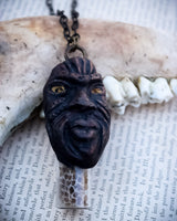 Trance Dancer Necklace for Journeying, Dreamwork and Channeling