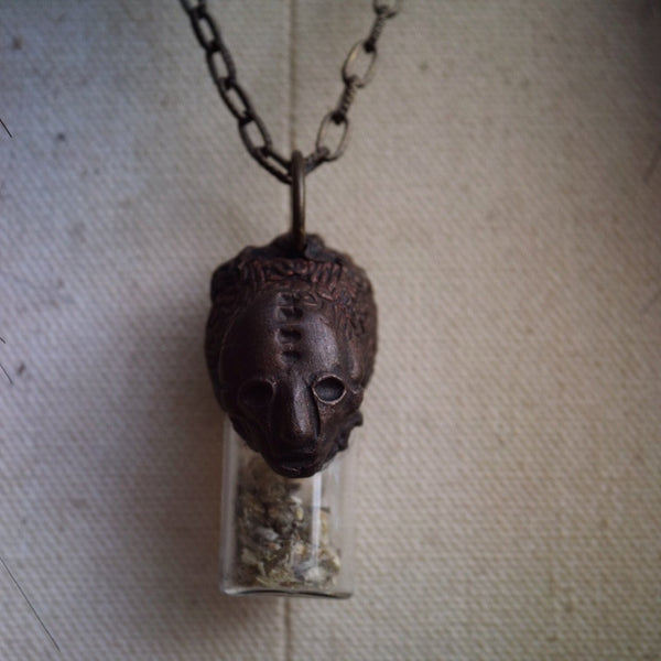 Necklace for Ancient Wisdom, Dreamwork and Intuition