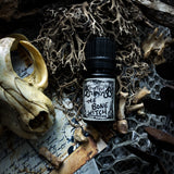 THE BONE WITCH-(Cedar, Oakmoss, Amber, Cypress, Ritual Smoke, Pumpkin, Vanilla, Musk)-Perfume, Cologne, Anointing, Ritual Oil