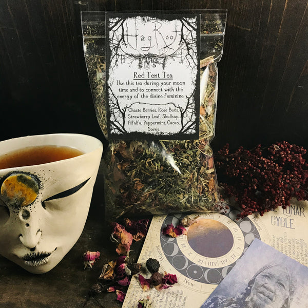 Red Tent Tea - Loose Leaf Herbal Tea