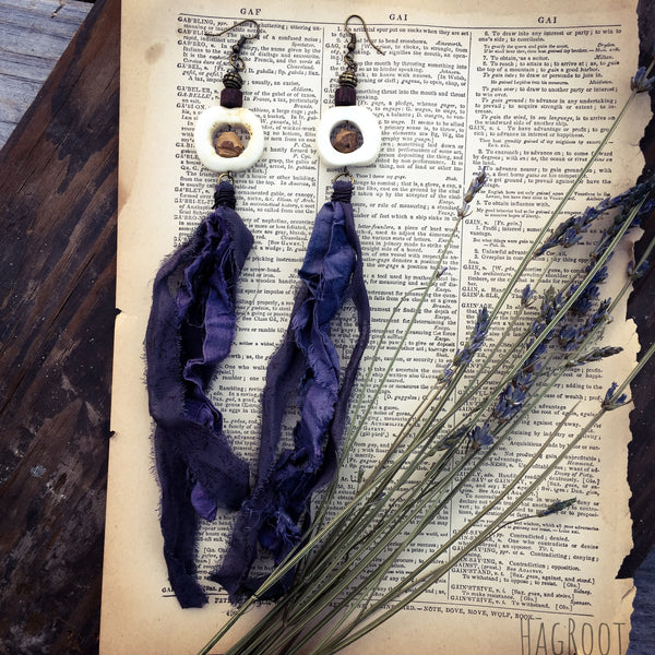 The Calling - Handmade Nature Earrings