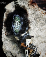 Crone of the Elements - Medicine Doll - Understand and use your wild magick.