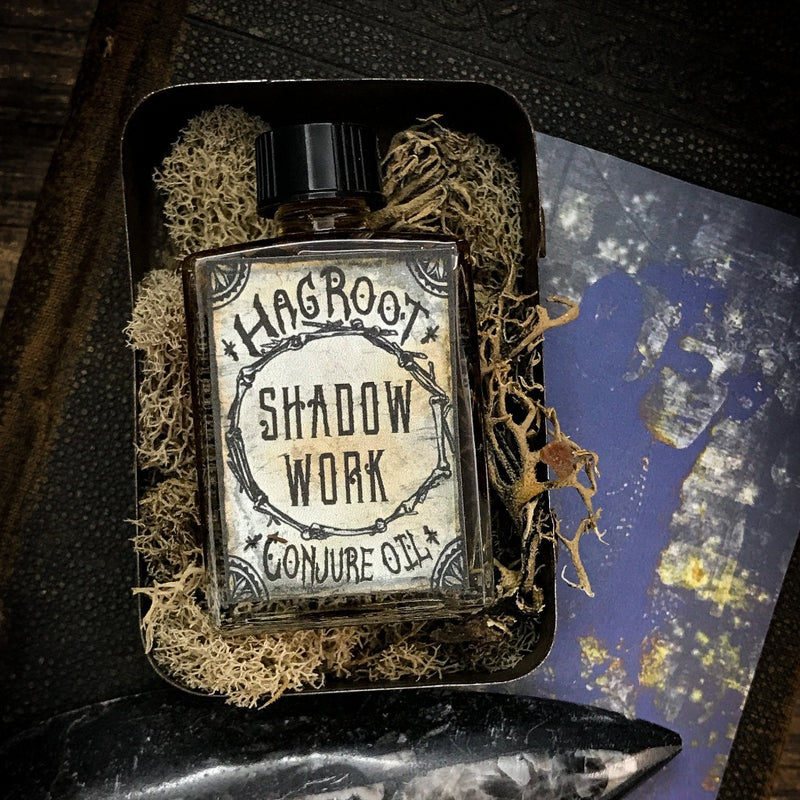 SHADOW WORK-Ritual Oil for Releasing, Forgiveness and Acceptance