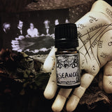 SEANCE-(Sweet Offerings, Incense, Old Books, Coffee)-Perfume, Cologne, Anointing, Ritual Oil