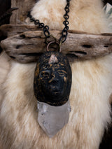 Spirit Necklace for Cleansing, Renewal and and Centering