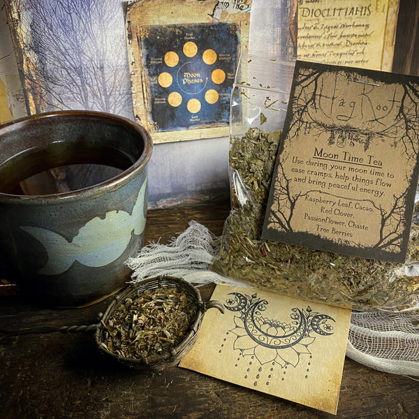 Moon Time Tea - Loose Leaf Herbal Tea
