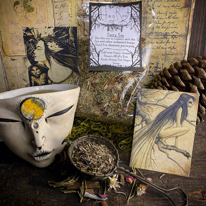 Faery Tea - Loose Leaf Herbal Tea