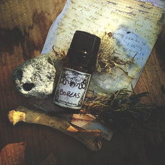 BOREAS (Bay Rum, Juniper Berry, Vetiver, Sandalwood, Patchouli, Heliotrope)