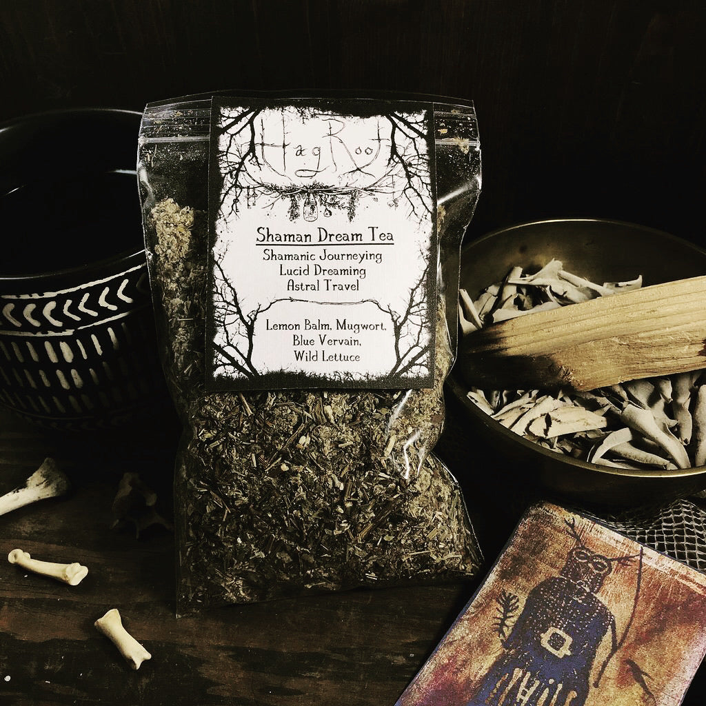 Shaman Dream Tea - Loose Leaf Herbal Tea