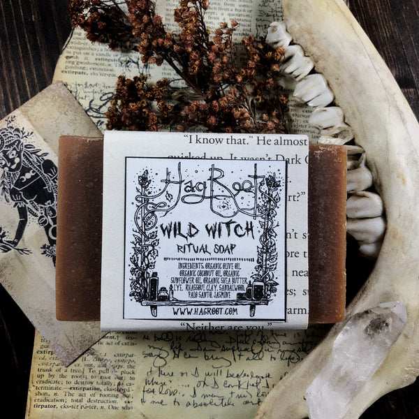 Wild Witch Herbal Ritual Soap