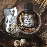 VOODOO QUEEN-(Oakmoss, Cypress, Patchouli, Cinnamon, Ritual Smoke)-Perfume, Cologne, Anointing, Ritual Oil