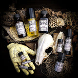 FREYA-(Honey, Vanilla, Cocoa, Amber, Fresh Berries)-2020 Edition-Perfume, Cologne, Anointing, Ritual Oil