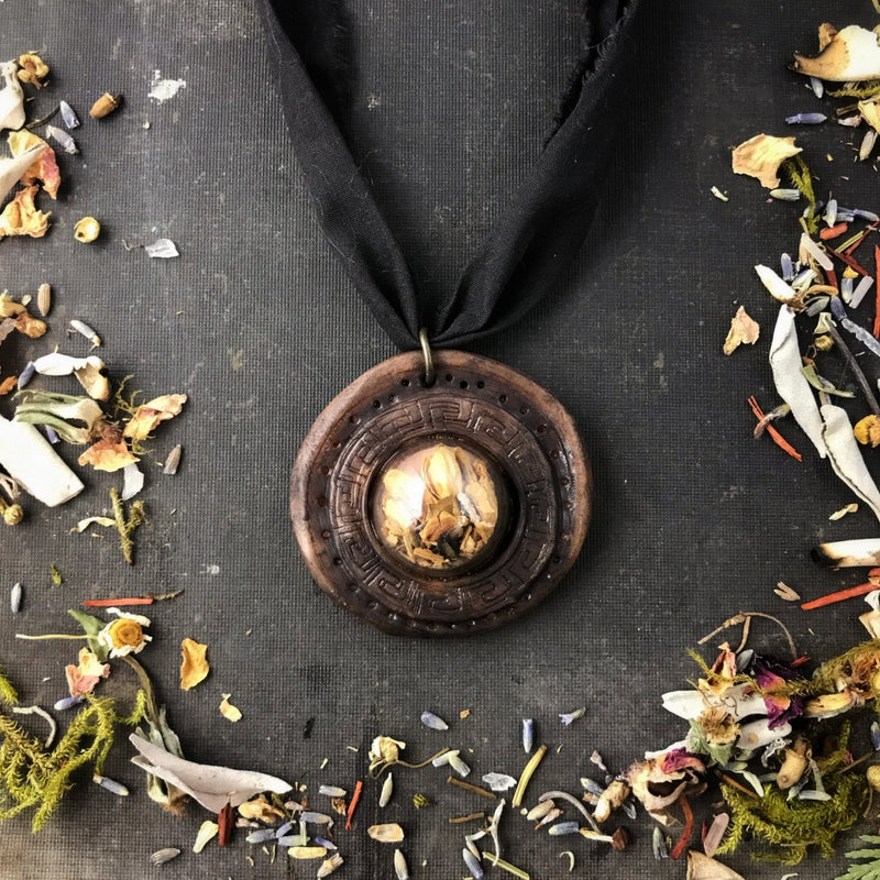 Sacred Medicine Necklace to Unleash Your Wild Medicine